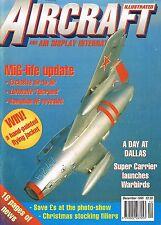 AIRCRAFT ILLUSTRATED DEC 95: HARRIER FORCE Pt.2/MiG-29/ US WAR GAMES/ SAR WESSEX