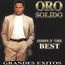 Oro Solido : Simply the Best: Grandes Exitos CD