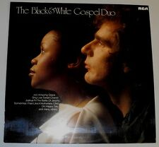LP de ** THE BLACK & WHITE cecitermine Duo (RCA' 77) *** 5131