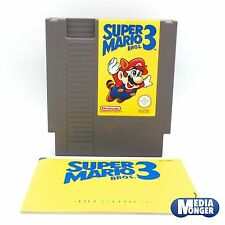 Nintendo Entertainment System™ NES  Super Mario Bros. 3™ inkl. Anleitung (Kult)