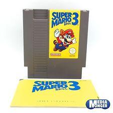 Nintendo Entertainment système™ NES SUPER MARIO BROS.3 ™ inclus MANUEL ( culte)