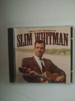 Slim Whitman Absolutely The Best Of Slim Whitman excellent condition free ship