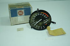 AC RPM GUAGE GAGE WITH OIL PRESSURE  25112090 SPEEDOMETER GM CHEVROLET