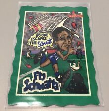 Oddbodz Green Footy Card Rare Magic Hot Trading Card Fly Schwatta Afl