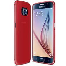 Coque Samsung Galaxy S6 Semi Rigide Gel Extra Fine Mat/Brillant TPU Translucide