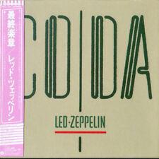 Led Zeppelin : Coda (Japan Mini LP CD 2003) **NEW/SEALED** FREEUK24-HRPOST!!