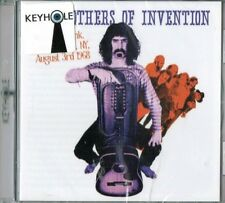 MOTHERS OF INVENTION ( ZAPPA ) -Wollman rink,Central Park NY 1968 (New & sealed)