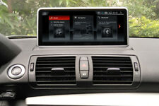 "Pantalla 10,25"" BMW Serie 1 E81 E82 E87 E88 2003-2013 Android 8.1 Tactil GPS"