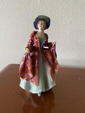 royal doulton pretty lady figurines Margaret