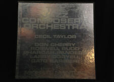 Cecil Taylor-The Jazz Composer's Orchestra-JCOA 1001/2-2LP BOX