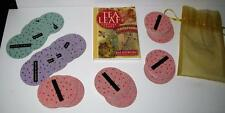 Tea Leaf Fortune Book and Cards by Rae Hepburn COMPLETE MINT SET