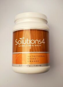 Solutions4 Natural Clinical Health Nutritional Shake