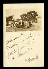 Africa France Cols France Senegal ST LOUIS Traditional Family RP PPC 1904
