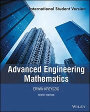 New-Advanced Engineering Mathematics by Erwin Kreyszig 10ED INTL ED