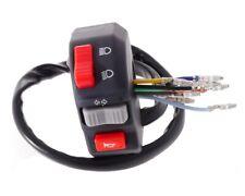 Schaltereinheit universal Blinker, Hupe, Licht Mofa , Moped