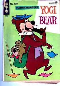 Yogi Bear #15 Gold Key Comics 1964-NO RESERVE!!!