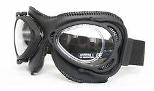 8c340aace9 Nannini Streetracer Incl. Optik-Rahmen Gafas Jethelm Retro 70s Años