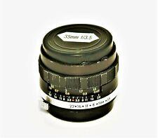 Asahi Auto-Takumar 35mm f/3.5 M42 Prime Lens Used and It Works!