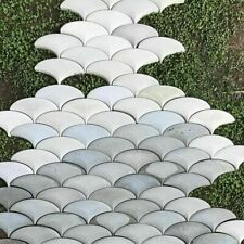 Mold Wall Brick Geometric Concrete Silicone Cement Floor Garden Decoration Tile