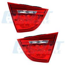 Feux arrières FEU ARRIERE Set Gauche /& Droit DEL Pour BMW e81 04-07 noir clair