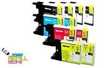 4 LC79BK 6 LC79 Color Ink Cartridges for Brother MFC-J6710DW MFC-J6910DW J6510DW