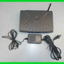 COMTREND CT-5361T ADSL2+ Router -  POWER CORD, Used, Works Good