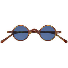 Occhiali da sole retro  Epos Ares TRC  36 28 145 blue lenses new