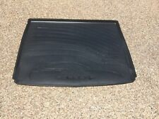 Porsche Cayenne 958 OEM Genuine Original Equipment Black Rubber Cargo Tray Cover