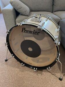 """Premier Soundwave 24"""" Bass Drum 1982"""