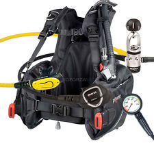 DIVING EQUIPMENT PACKAGE MARES BCD PRIMEKNIT SIZE LARGE MR12s INSTINCT REGULATOR