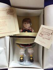 Mary Engelbreit Friendship Garden Porcelain Doll Josephine1993