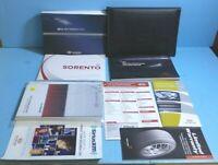 13 2013 Kia Sorento owners manual with Navigation