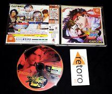CAPCOM VS SNK MILLENNIUM FIGHT 2000 Sega DREAMCAST DC JAPONES ENVIO COMBINADO