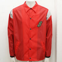 NEW BBC - Bee Line Red Lombardi Jacket GENUINE RRP: £245 BNWT
