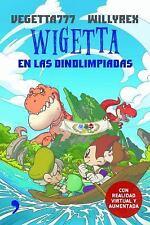 Wigetta en Las Dinolimpiadas by Willyrex and Vegetta777 2017 Edicion en Español