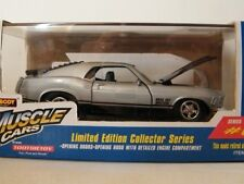 1998 Tootsietoy Muscle Cars 1970 Boss Mustang Limited Edition Die Cast Metal Car