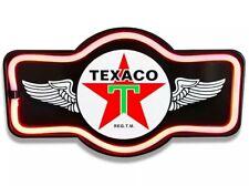 Texaco LED Neon Rope Light Sign