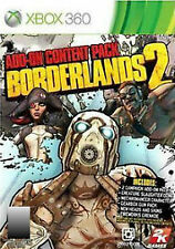 Borderlands 2: Add-On Content Pack (Microsoft Xbox 360, 2013) Pre-Owned