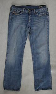 *W31L32* Diesel Bebel 0070Z Women's Straight Leg Jeans