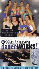 VHS:  KARI ANDERSON PRESENT DANCEWORKS
