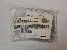 Genuine Harley Davidson OEM Fatboy Windshield Bracket Kit P/N: 58155-90