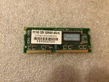 Memoria Sodimm Sdram Atoz Tech UTN0143325B32U 64MB PC100 100MHz 144 Pin