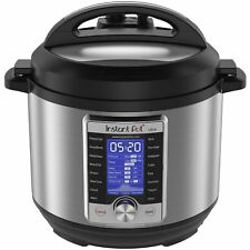 Instant Pot Ultra 6 Qt 10in1 Multi Use Programmable Pressure Altitude Adjustment
