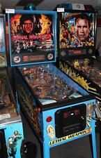 LETHAL WEAPON 3 Pinball Machine - Data East 1992 - Great Looking Machine!