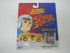 Johnny Lightning White Lightning Speed Racer 2000 Racer X Stock Car Cel #17