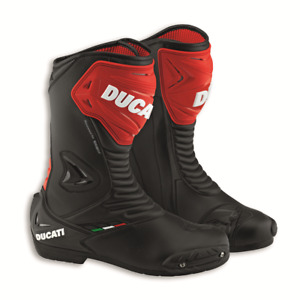 Original DUCATI Racing Stiefel Sport 2 Motorradstiefel TCX Boots NEU