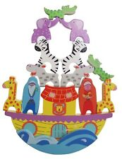 Wooden Educational Balancing Toy Noah's Ark Balancing Game