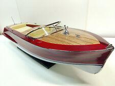 Riva - bateau bois - 85 cm