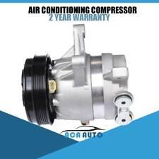 AC Air Conditioning Compressor Suit Holden Commodore VT VX VY VU V6 3.8L Petrol