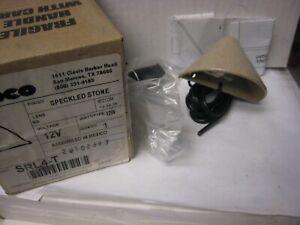 Hadco Philips Wall Mount Decklyte Deck Light Spec Stone SRL4-T W/bulb FREE SHIP